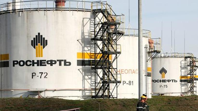 Rosneft: Russischer Staatskonzern überholt Exxon