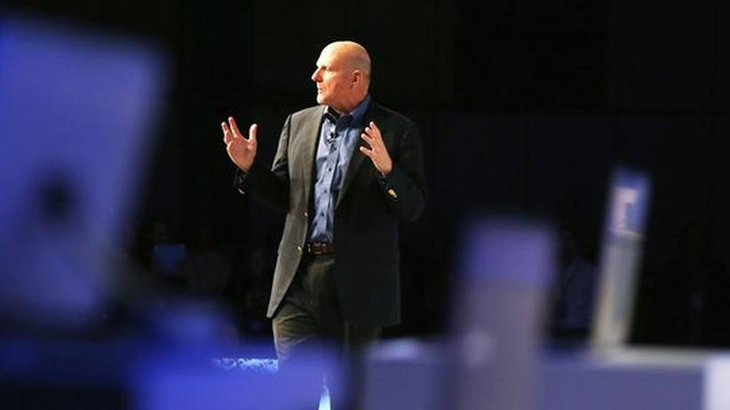 Microsoft: Steve gegen alle