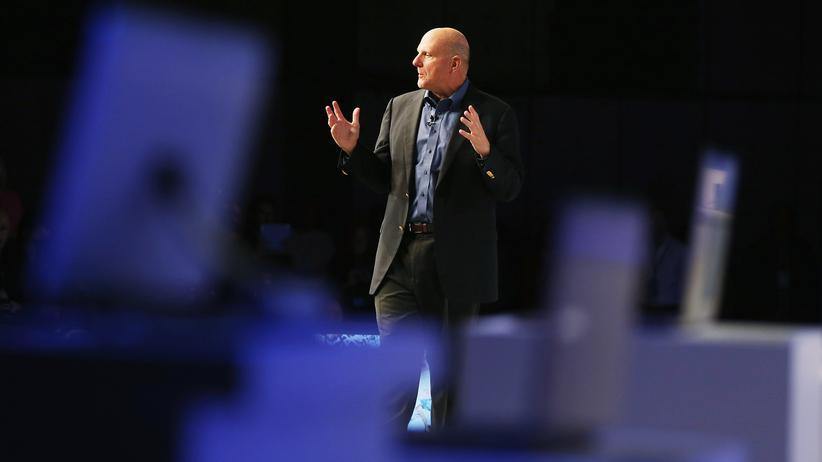 Microsoft: Steve Ballmer gegen Google und Apple