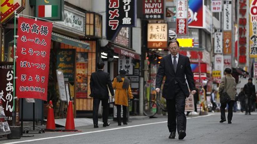 Staatsdefizit: Japan ertrinkt in Schulden