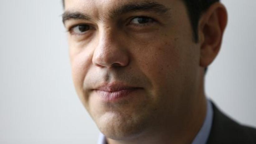 """Syriza-Chef Alexis Tsipras: """"Wir werden bald die Regierung in Griechenland stellen"""""""