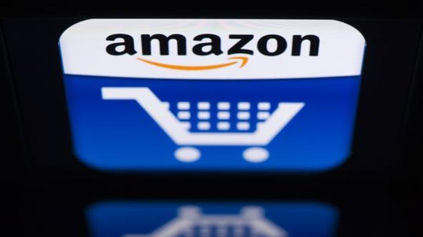 Onlinehandel: Logo des Onlineversandhauses Amazon