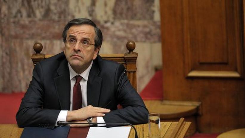 Griechenland: Ohne Entlastung steckt Athen in der Schuldenfalle fest