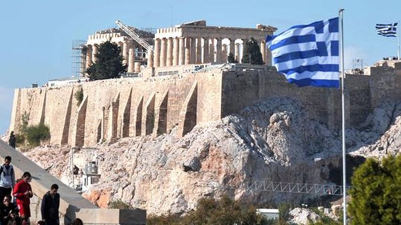 Griechenland: Europa kauft sich noch mehr Zeit