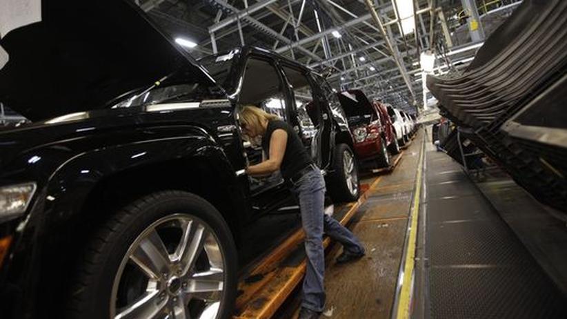 """Strukturwandel USA: """"Die Industrie wird zurückkommen"""""""