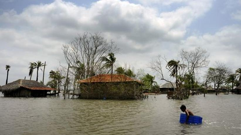 Klimawandel: Wachstum allein schützt keine Menschen