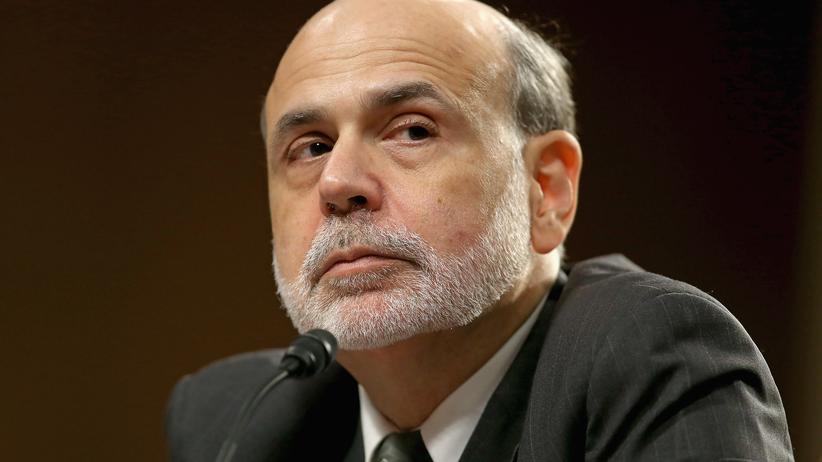 US-Zentralbank: Das gefährliche Erbe von Ben Bernanke