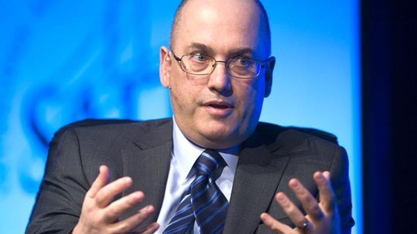 Börsenspekulation: Hedgefondsmanager Steven Cohen im Mai 2011