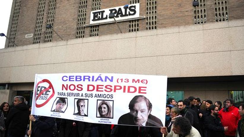 Spanien: Die Radikalkur von El País