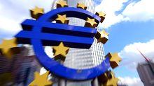 Sitz der Europäischen Zentralbank in Frankfurt/Main