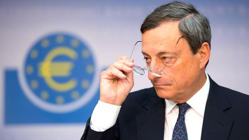 Geldpolitik: EZB lässt Leitzins auf Rekordtief