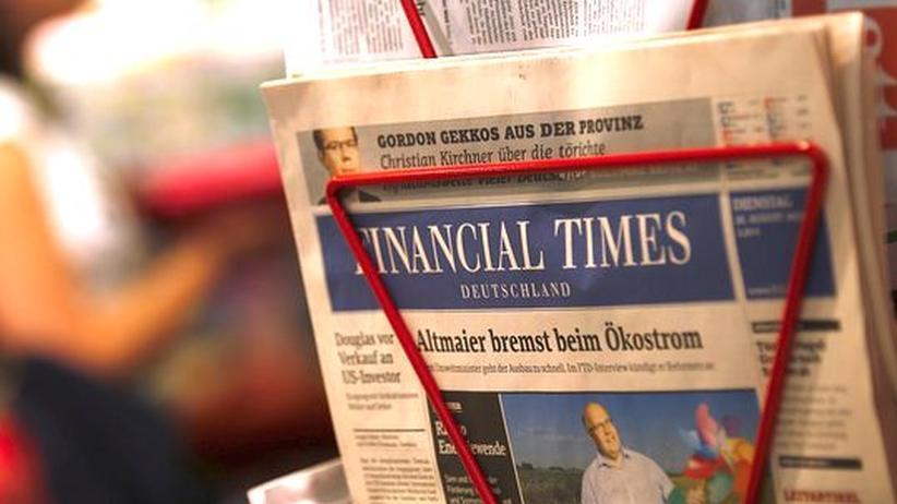 Medien: Gruner + Jahr gibt Wirtschaftstitel auf