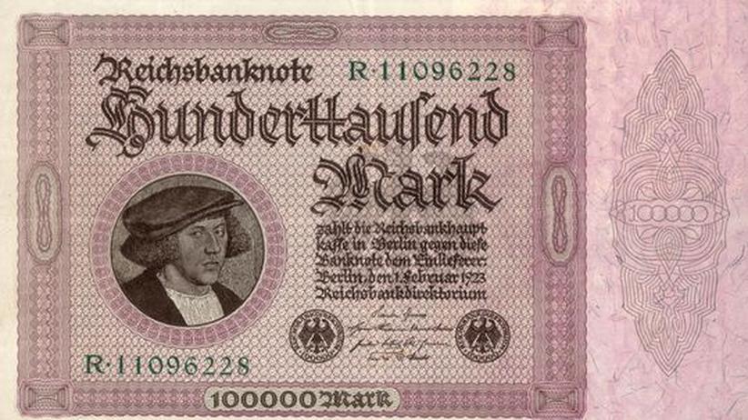 Hyperinflation: Ökonomen besänftigen deutsche Inflations-Ängste