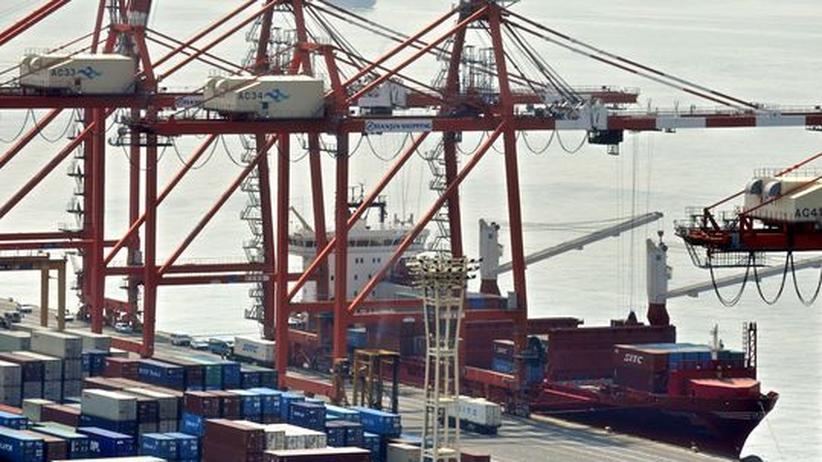 Konjunktur: Japans Wirtschaft trudelt auf Rezession zu