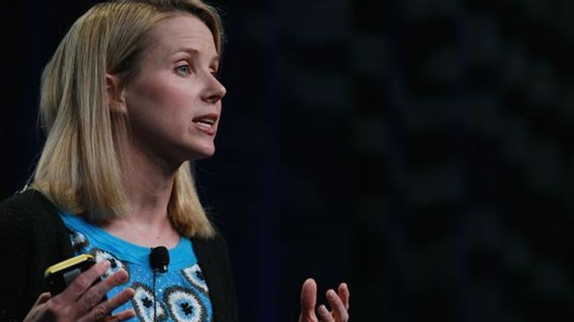 Yahoo: Die Supermom muss es richten