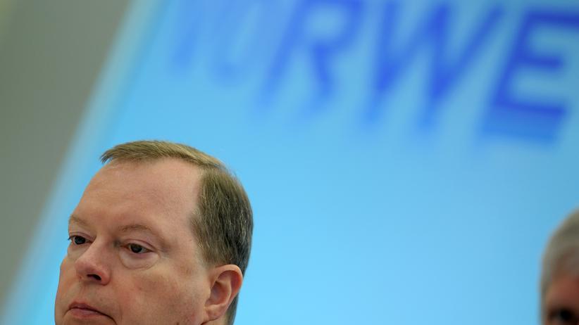 """RWE-Chef Terium: """"Die Energiewende hat uns zum falschen Zeitpunkt erwischt"""""""