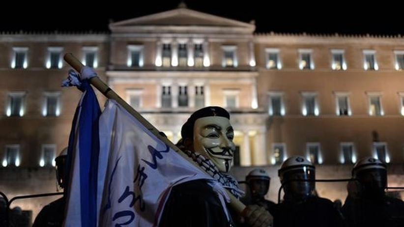 Griechenland: Ein Sparkurs, für Deutsche kaum vorstellbar