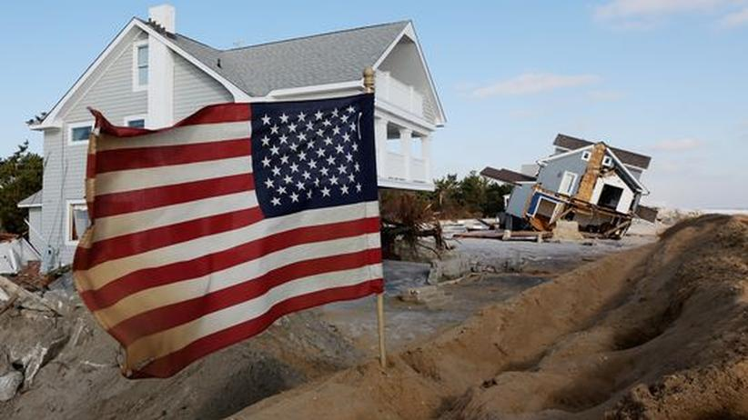 USA: Sandy hilft auch nicht