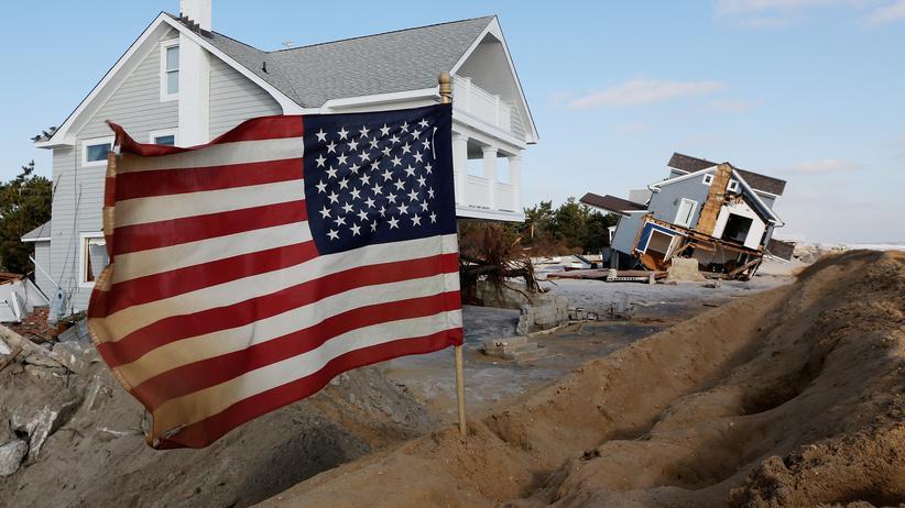 USA: Obama scheut die Wende in der Umweltpolitik