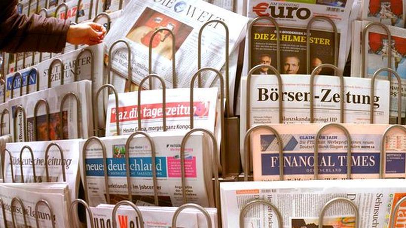 Zukunft der Zeitung: Wer sterben und wer überleben wird