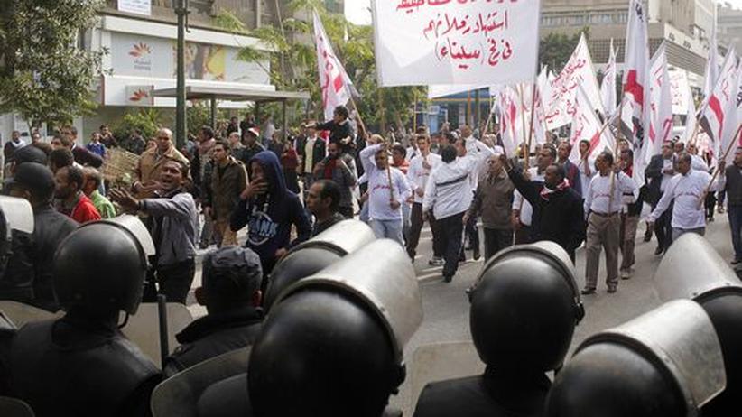 Wirtschaftskrise: Ägypten wehrt sich gegen den Währungsverfall
