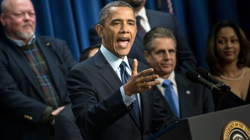 Fiscal Cliff: USA gehen ohne Einigung um Haushalt ins neue Jahr