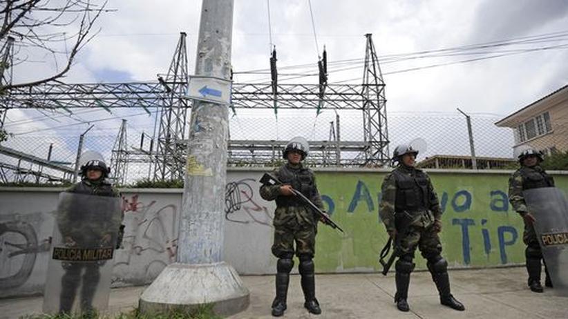 Enteignung: Bolivien verstaatlicht Energieversorger