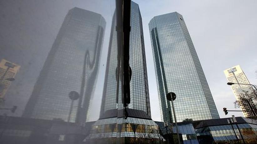 Deutsche Bank: Kratzer an der Teflon-Bank