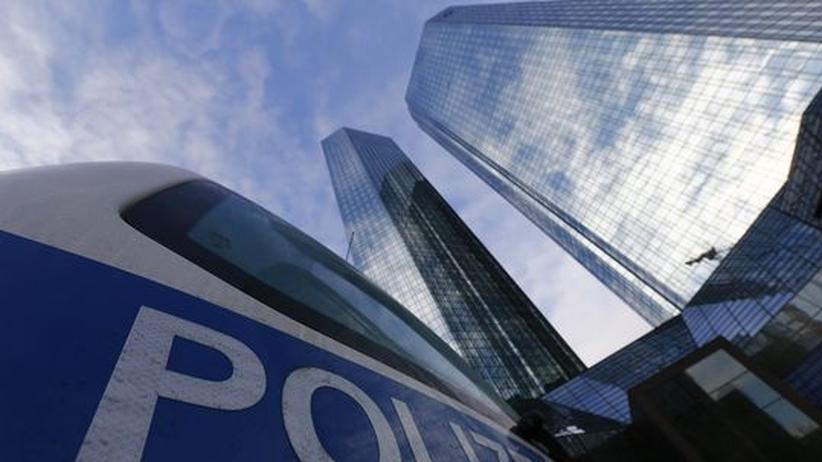Deutsche Bank: Der kriminelle Handel mit CO2-Zertifikaten
