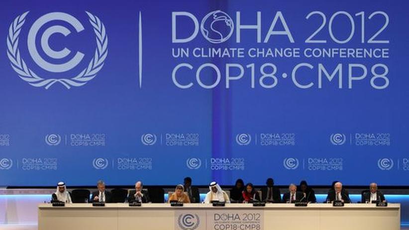 UN-Klimagipfel: Viel heiße Luft aus Doha
