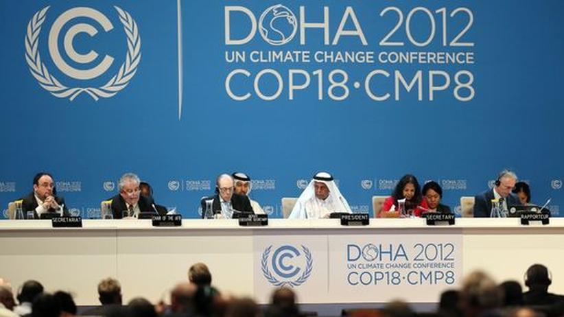 Klimakonferenz: Die Blockierer von Doha