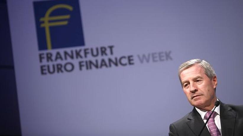 Deutsche Bank: Fitschen genießt trotz Negativ-Schlagzeilen Schäubles Vertrauen