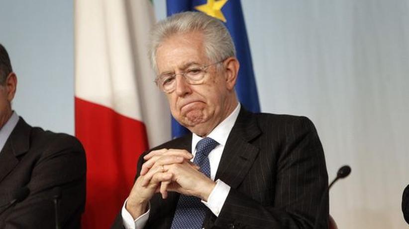Rücktrittsankündigung: Italien wird ohne Monti ärmer werden