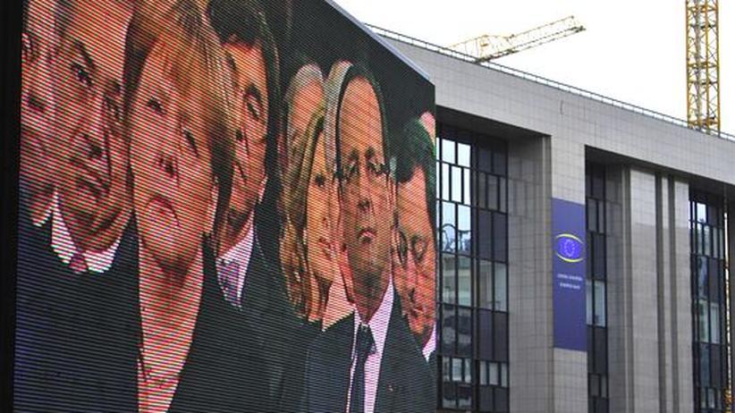 Bankenaufsicht: Deutschland und Frankreich trippeln aufeinander zu