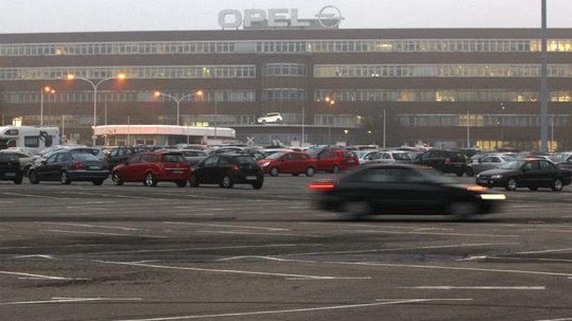 Werksschließung: Opel baut ab 2016 keine Autos mehr in Bochum
