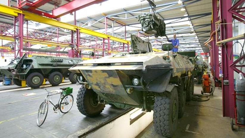 Waffenindustrie: Die bombensicheren Investments deutscher Banken und Versicherungen
