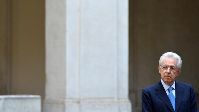 Italien: Monti hat nur verwaltet