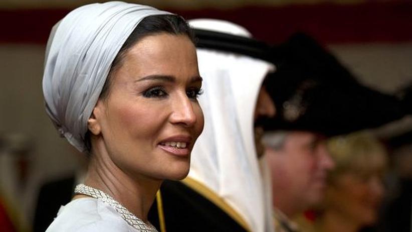 Scheicha Moza: Ihre Hoheit modernisiert Katar