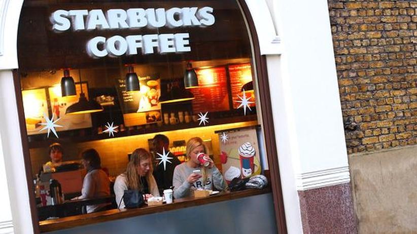 Großbritannien: Starbucks will freiwillig mehr Steuern zahlen