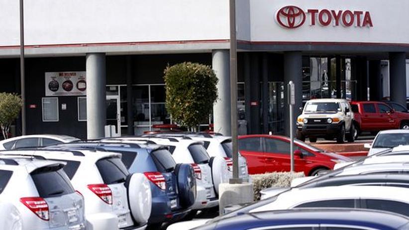 Rückruf-Aktionen: Toyota zahlt 1,1 Milliarden an US-Autobesitzer