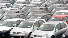 Autos von Volkswagen (Archivbild)