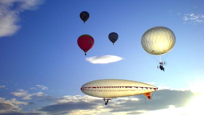 Rohstoffe: Treibstoff für Zeppeline