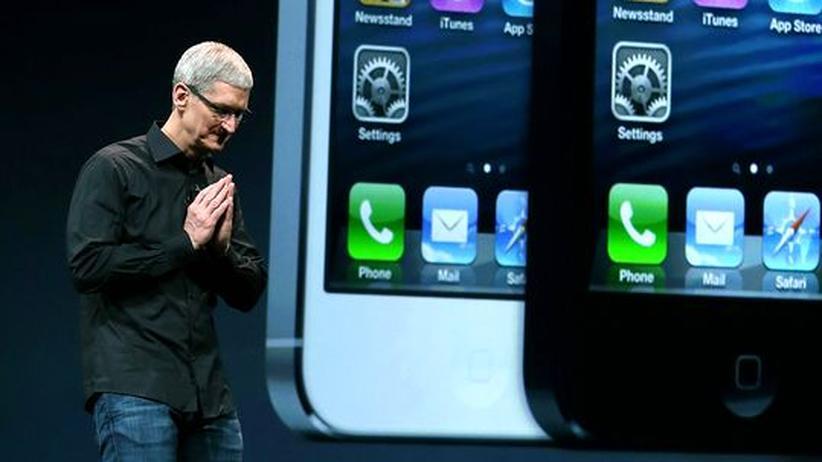 Quartalsbilanz: Apples Börsenkurs fällt trotz Milliardengewinns