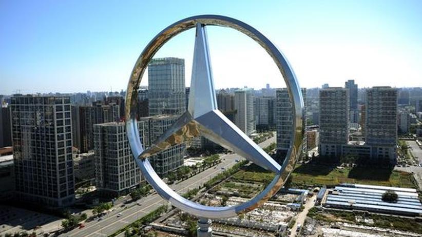 Autokonzern: Chinesischer Staatsfonds plant Einstieg bei Daimler