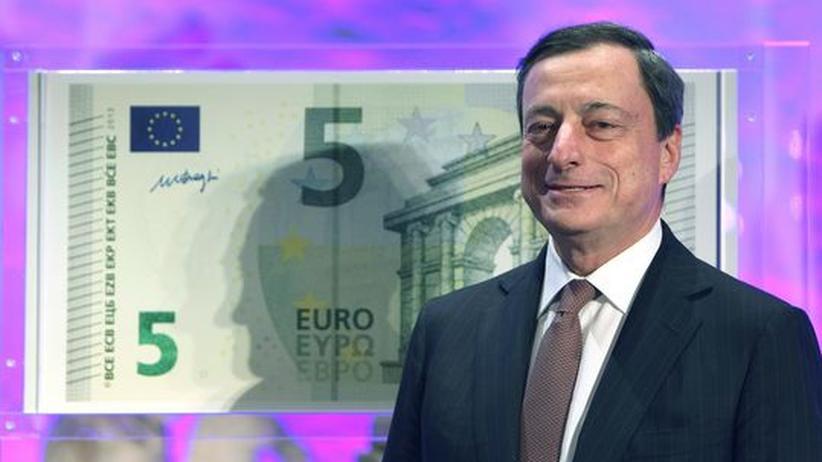 """Schuldenkrise: Notenbankchef Draghi: """"Die Schulden werden nie getilgt, und der Zinssatz liegt bei null."""""""