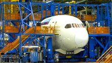 Der Boeing 787 Dreamliner