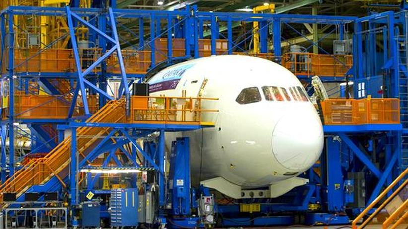 Luftverkehr: Weltweites Startverbot für den Dreamliner