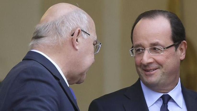 Frankreich: Bündnis für Arbeit