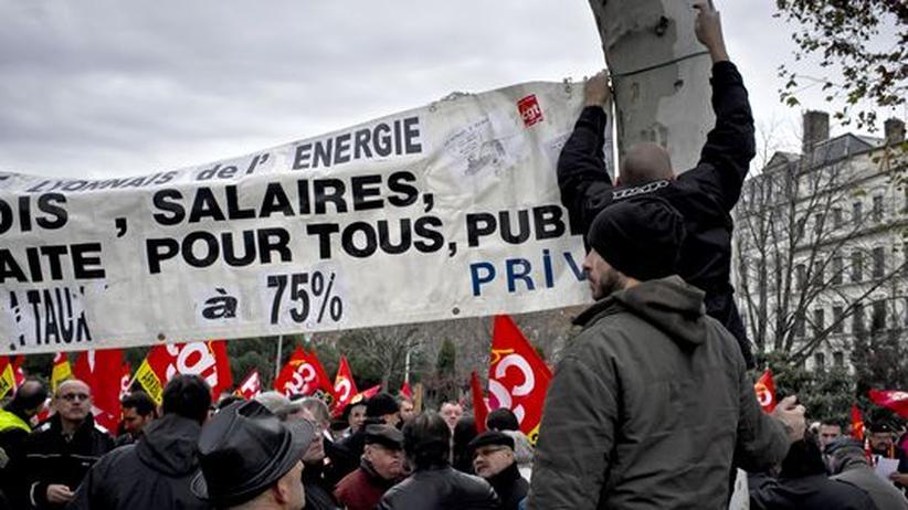 Frankreich: Das Dilemma der französischen Gewerkschaften