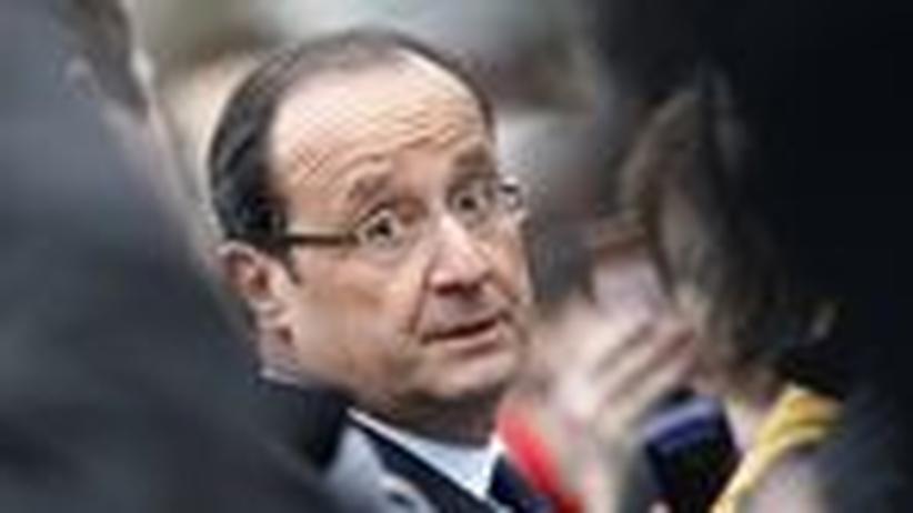 François Hollande: Links ist er – aber nicht pragmatisch